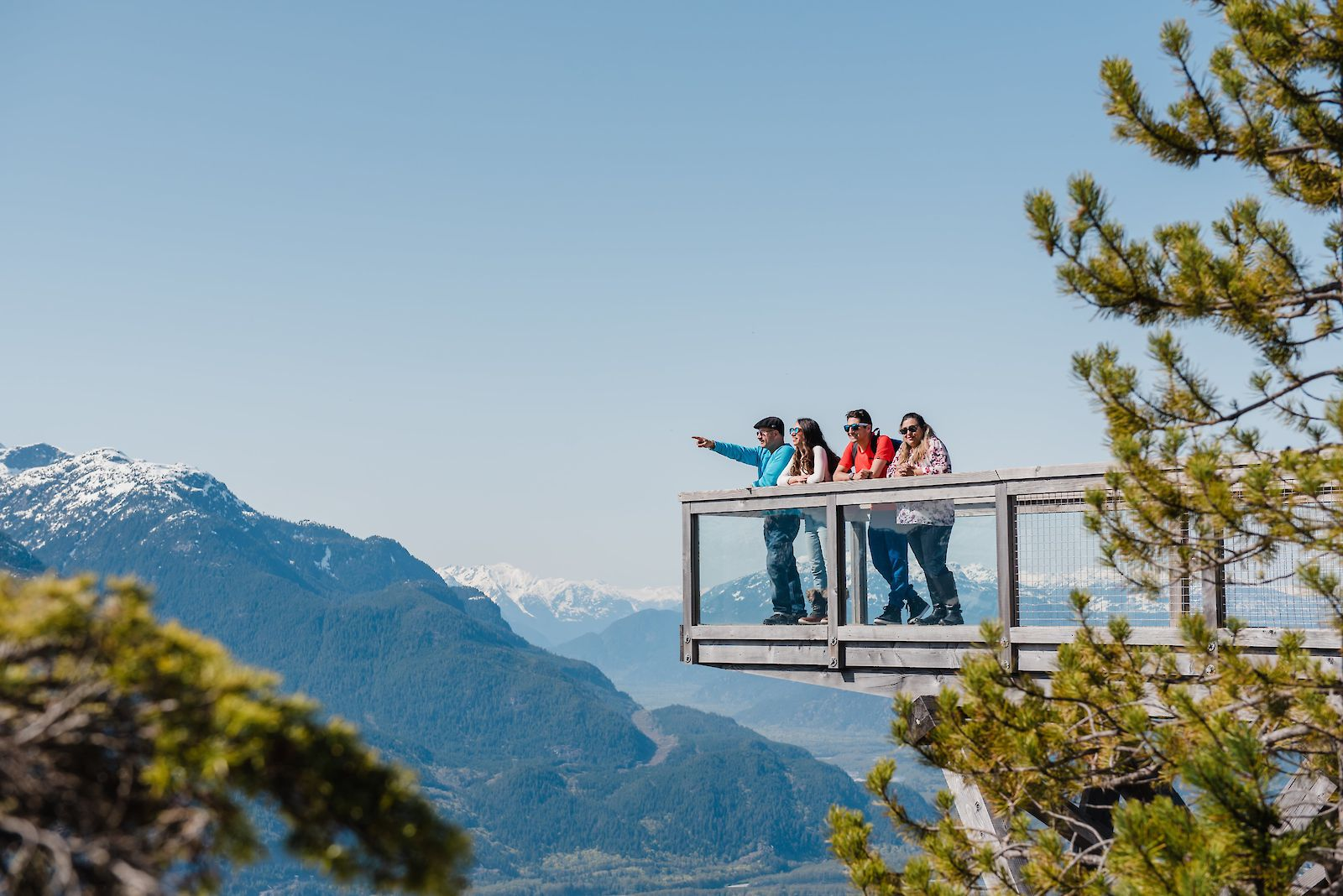 Sea to Sky Gondola Summer Activities