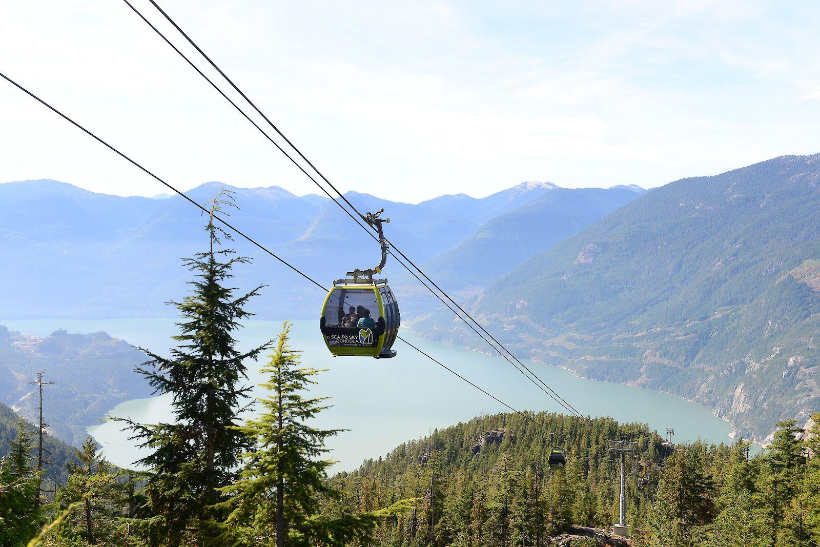 Sea to Sky Gondola Attractions