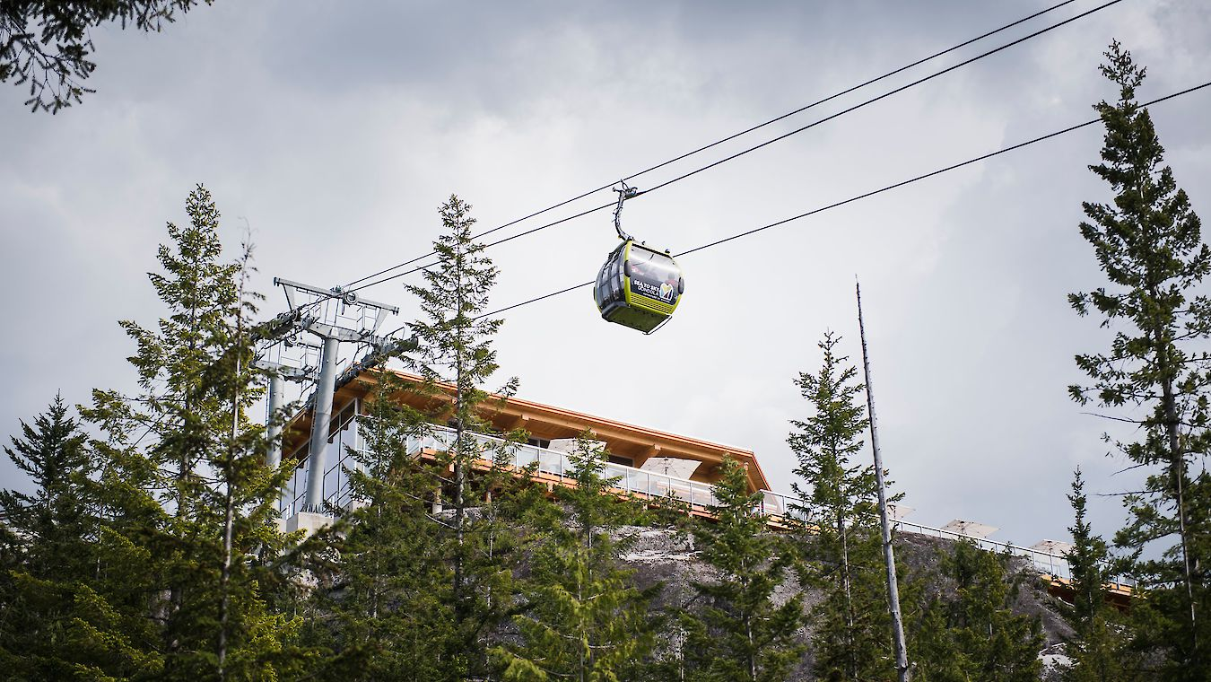 Sea to Sky Gondola Private Functions